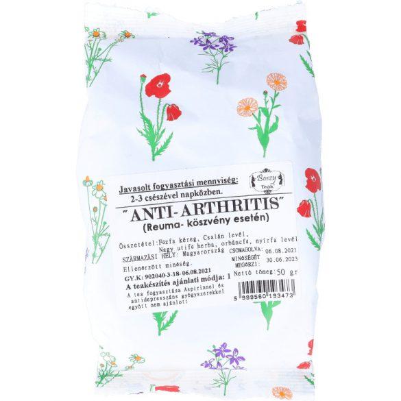 Anti-arthritis tea 50g (Gyógyfű)