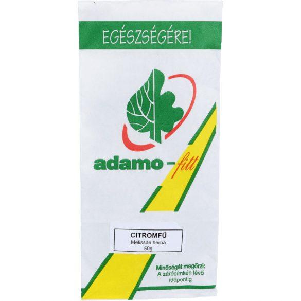 Citromfű levél tea 50g (Adamo)