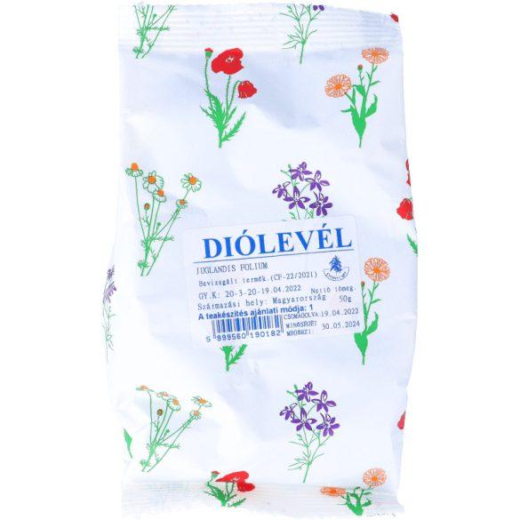 Diólevél tea 50g (Gyógyfű)