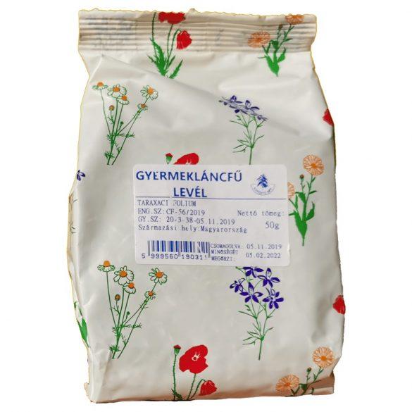 Gyermekláncfű-levél tea 50g (Gyógyfű)