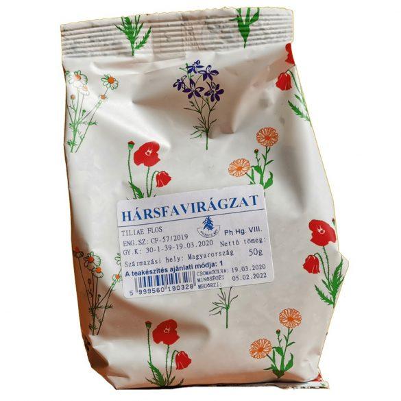 Hársfavirág tea 50g (Gyógyfű)