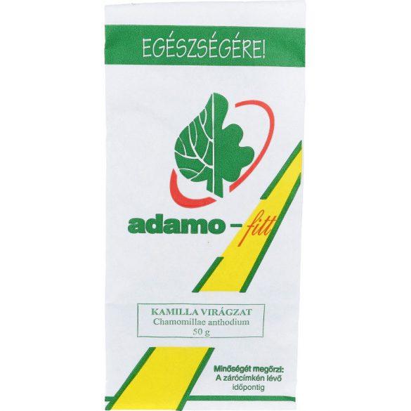 Kamillavirág tea 50g (Adamo)