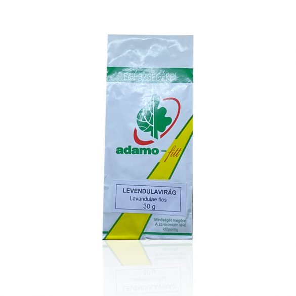 Levendulavirág tea 30g (Adamo)
