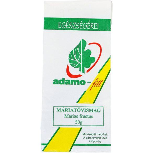 Máriatövismag tea 50g (Adamo)