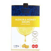 Manuka cukorka 400+ manukával, citromos 65g (Manuka Health's)