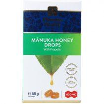 Manuka cukorka 400+ manukával, propoliszos 65g (Manuka Health's)