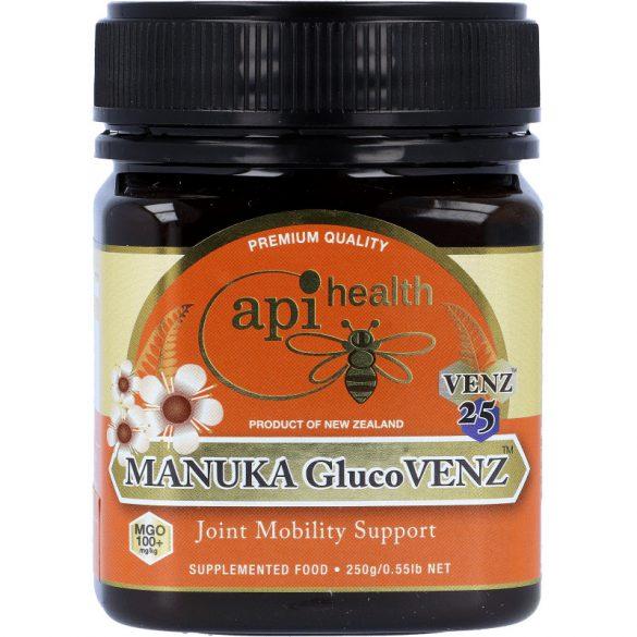 Manuka GlucoVENZ, Méhméreggel, Glükozaminnal, 250g (Apihealth)