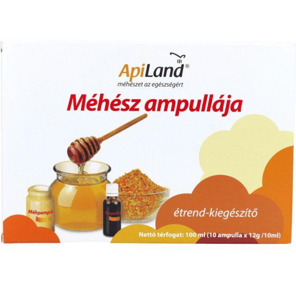 Méhész ampullája 10x10ml