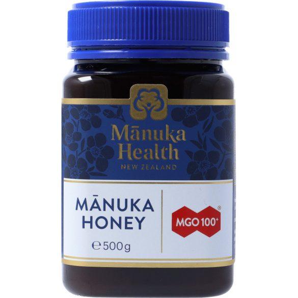 Manukaméz MGO 100+, 500g (Manuka Health's)