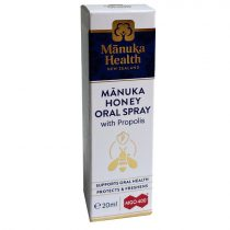 Manuka szájspray 20ml (Manuka Health's)