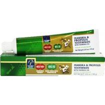 Fogkrém manuka mézzel, Bio propolisszal, 100g