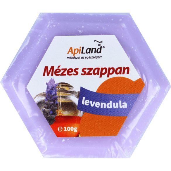 Mézes levendulás szappan 100 g (Apiland)