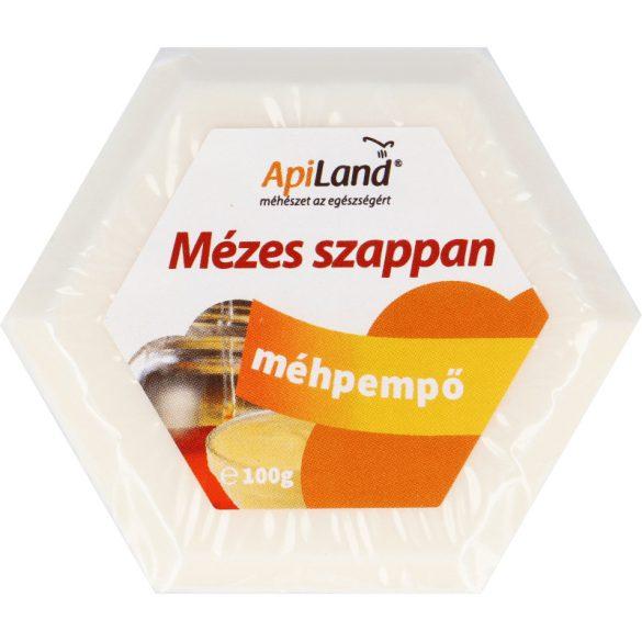 Mézes méhpempős szappan 100g (Apiland)