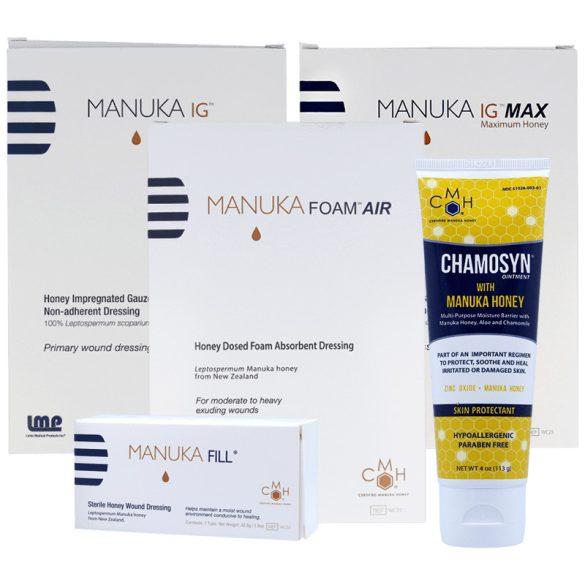 Extra sebkezelő csomag (Manuka LMP termékekkel)