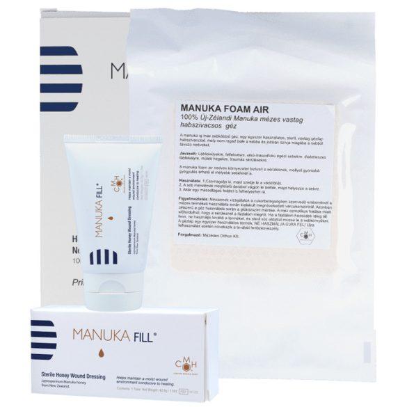 Nagy sebkezelő csomag (Manuka LMP termékekkel)