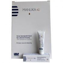 Kicsi sebkezelő csomag (Manuka LMP termékekkel)