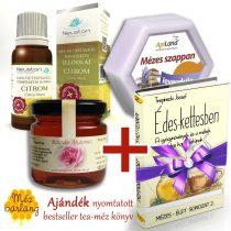 Aromaterápiás kezdő csomag