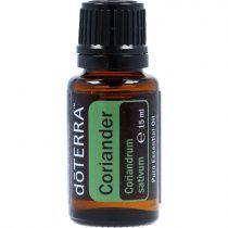 Koriandermag (Coriander) esszenciális olaj 15ml (doTERRA)