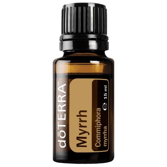 Mirha (Myrrh) esszenciális olaj 15ml (doTERRA)