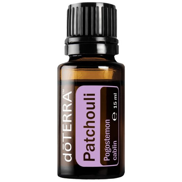 Pacsuli (Patchouli) esszenciális olaj 15ml (doTERRA)