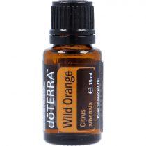 Vadnarancs (Wild Orange) esszenciális olaj 15ml (doTERRA)