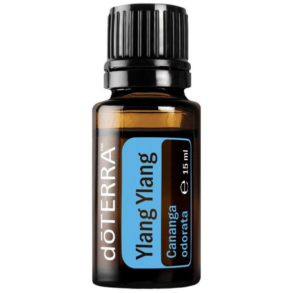 Ylang Ylang (Ylang Ylang) esszenciális olaj 15ml (doTERRA)