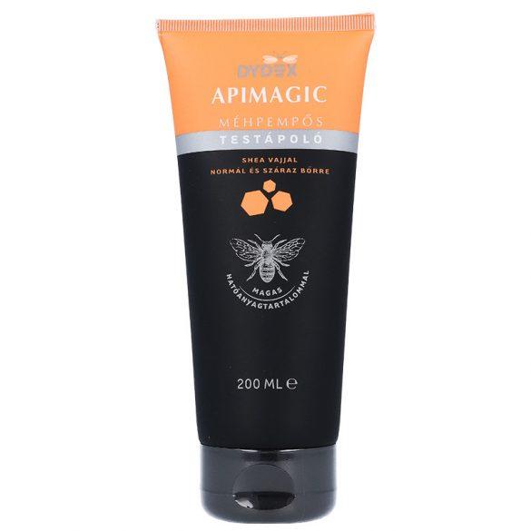 Apimagic méhpempős-propoliszos-Shea vajas testápoló 200ml (Dydex)