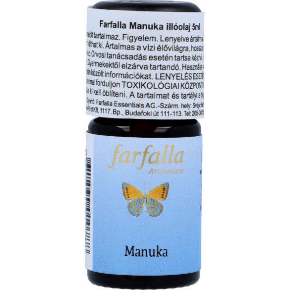Bio manuka illóolaj, 5 ml (Farfalla)