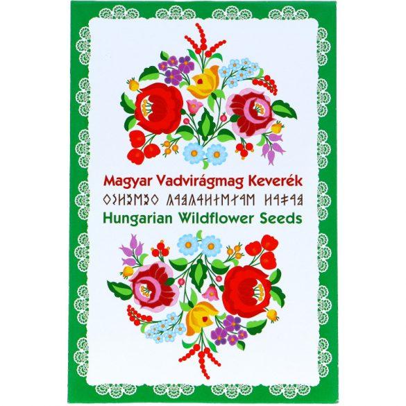 Magyar Vadvirág Magkeverék zöld (1 g)