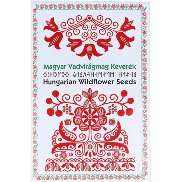 Magyar Vadvirág Magkeverék fehér (1g)