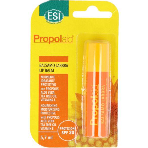 Propoliszos ajakbalzsam 5,7 ml (ESI)