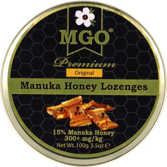 Manukamézes (MGO300+) cukorka, 100g (Bee-Fit)