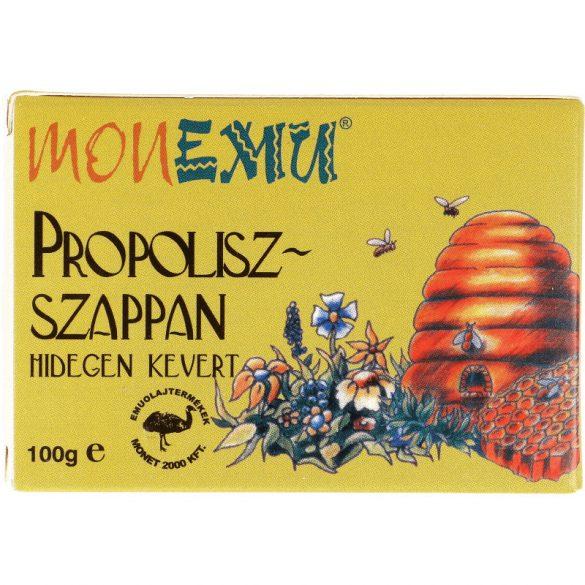 Propolisz szappan,  hidegen kevert 100g (Monemu)