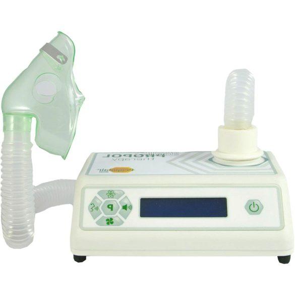 Propolair propolisz párologtató ionizátoral, terápiás maszkkal (A4)