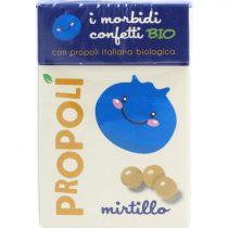 Propoliszos kék áfonyás cukorka (Propoli), bio, 30g (Kontak)