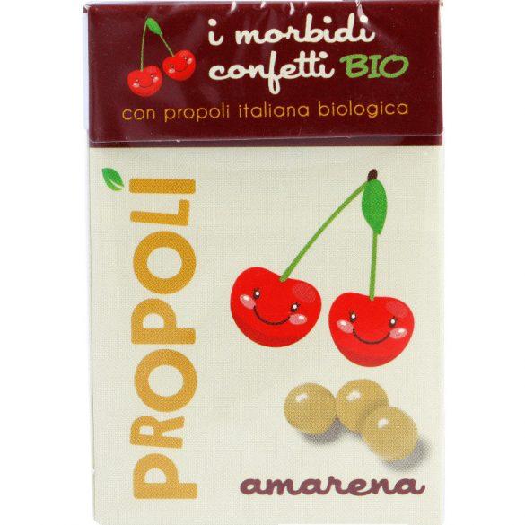 Propoliszos-cseresznyés cukorka (Propoli), bio, 30g (Kontak)