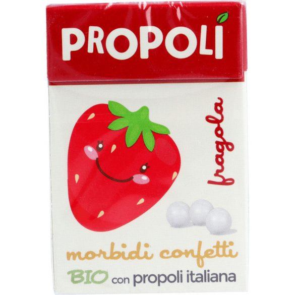 Propoliszos-epres cukorka (Propoli), bio, 30g (Kontak)