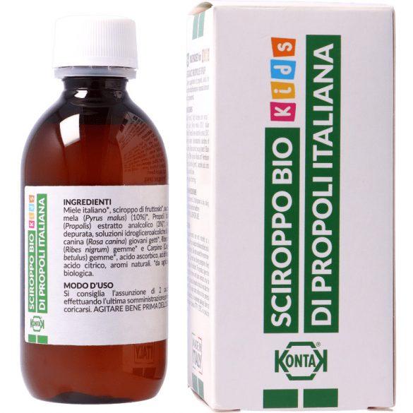 Bio Propolisz szirup, alkoholmentes 150ml (Kontak)
