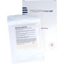 Manuka mézes Foam AIR - Habszivacsos géz - 1db -10cm x 10cm (LMP)