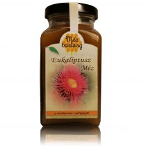 Eukaliptusz méz 400g (Mézbarlang)