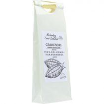 Csakcsoki forró csokoládé italpor natúr 60g (Mézbarlang)