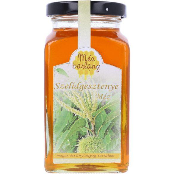Gesztenye méz 400g (Mézbarlang)