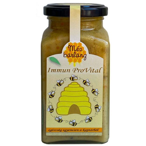 Immun ProVital mézkülönlegesség 400g (Mézbarlang)