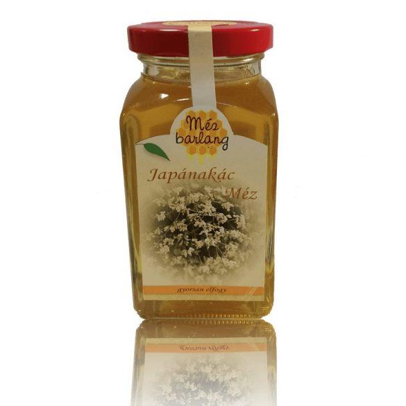 Japánakác méz 400g (Mézbarlang)