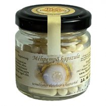 Méhpempő kapszula, natúr, 50 db, 350 mg/db (Mézbarlang)
