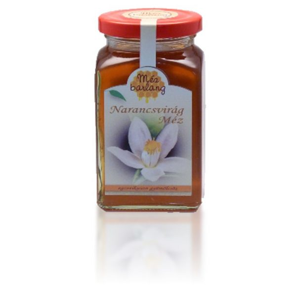 Narancsvirág méz 400g (Mézbarlang)