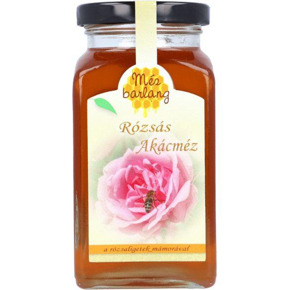 Rózsás akácméz 400g (Mézbarlang-Magyarország)