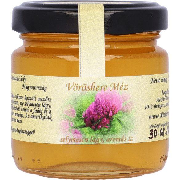 Vöröshere méz 130g (Mézbarlang-Magyarország)