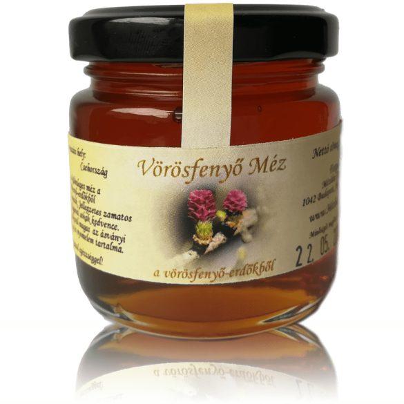 Vörösfenyő méz 130g (Mézbarlang)