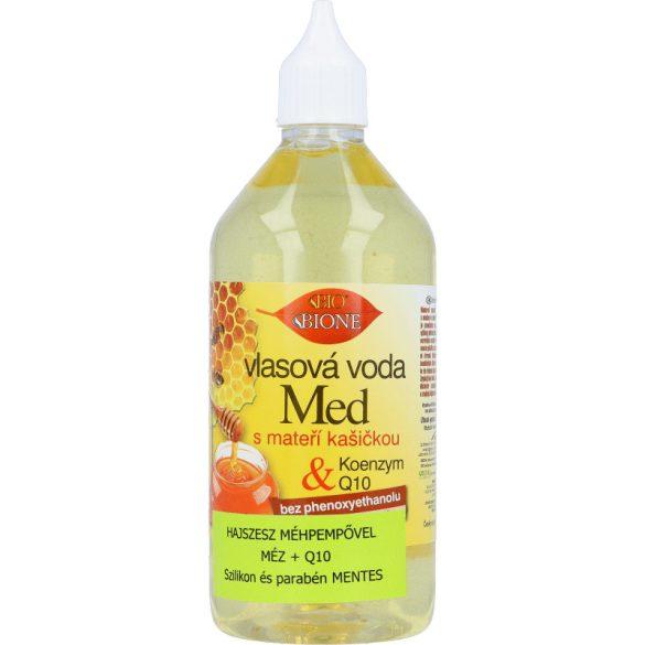 Méhpempős hajszesz, Méz + Q10, 220 ml (Bione)
